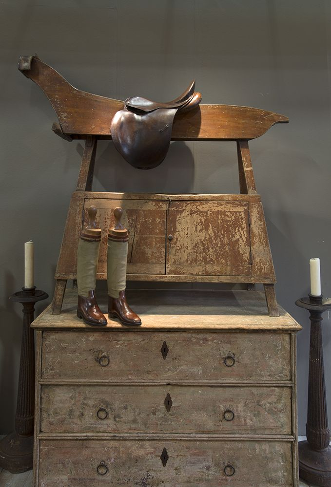 Decorative antiques and & textiles fair at Battersea Park - from the Emily's House London Blog