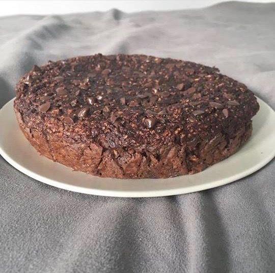 Chocolate Cake Avoine Healthy