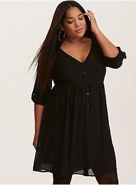 KAIRA SIZE 2 chiffon shirt dress