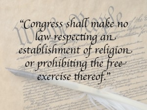 Click photo to read my blog - An Exegetical Look at the Establishment Clause
