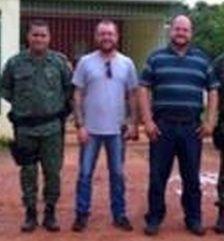 19/2/15 -parceria SEMMA e PM Ambiental em Rondonópolis, MT