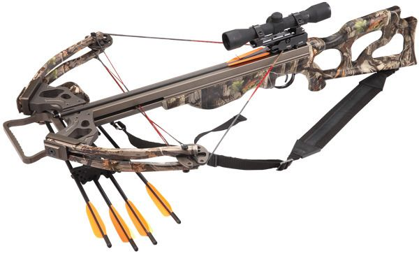 Universal Mania Inc. - Vendetta 200lbs Crossbow Package, $531.89 (http://www.universalmania.com/vendetta-200lbs-crossbow-package/)