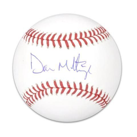 "Don Mattingly Autographed Baseball - Mounted Memories Certified - Autographed Baseballs by Sports Memorabilia. $165.33. Winning 9 Gold Gloves and the American League batting title in 1984, are just some of the accomplishments that have earned Don Mattingly the title of ""Donnie Baseball"". This official Rawlings AL Baseball is hand-signed by Don Mattingly. This item comes with a Certificate of Authenticity and matching hologram from Mounted Memories, guaranteeing the authenticity..."