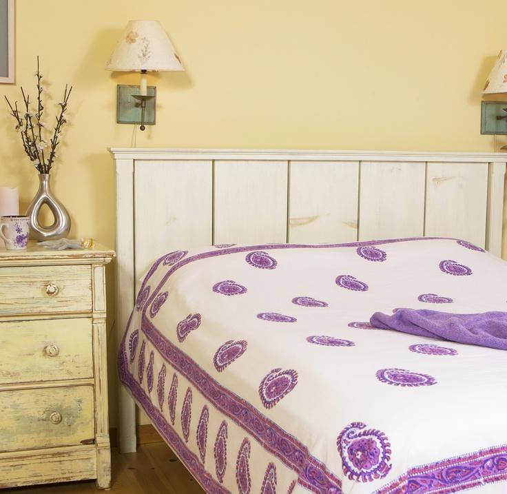 King Size Bed Sheets - Paisley Sheets - Designer Sheets - Hand Block Printed from Attiser