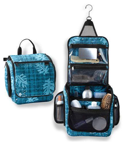 Personal Organizer Toiletry Bag, Medium: Toiletry Bags | Free Shipping at L.L.Bean