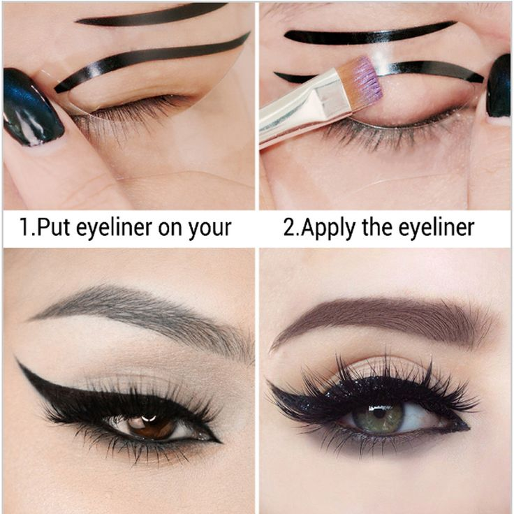 17 Best ideas about Double Winged Eyeliner on Pinterest ...