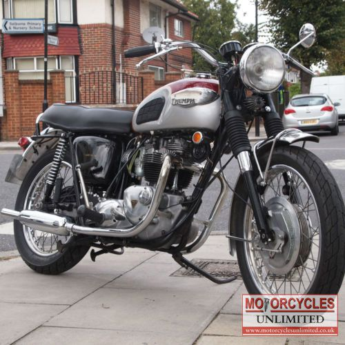 1970 Triumph TR6R 650 Classic Triumph for Sale | Motorcycles Unlimited