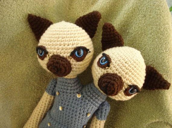 Amigurumi Cat Doll : 303 best amigurumi images on pinterest crochet animals crochet