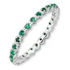 Stackable rings, I want one for each of my kids' months of birth...well, I would need two October and one March..