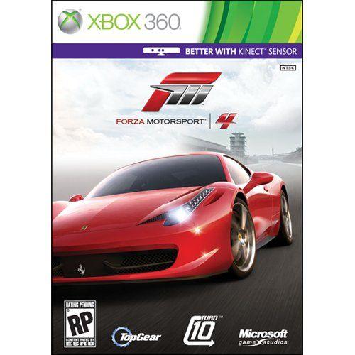 Forza Motorsport 4 - Xbox 360 - Standard Edition Microsoft https://www.amazon.ca/dp/B005I2KCP8/ref=cm_sw_r_pi_dp_fELrxbQW8BG09
