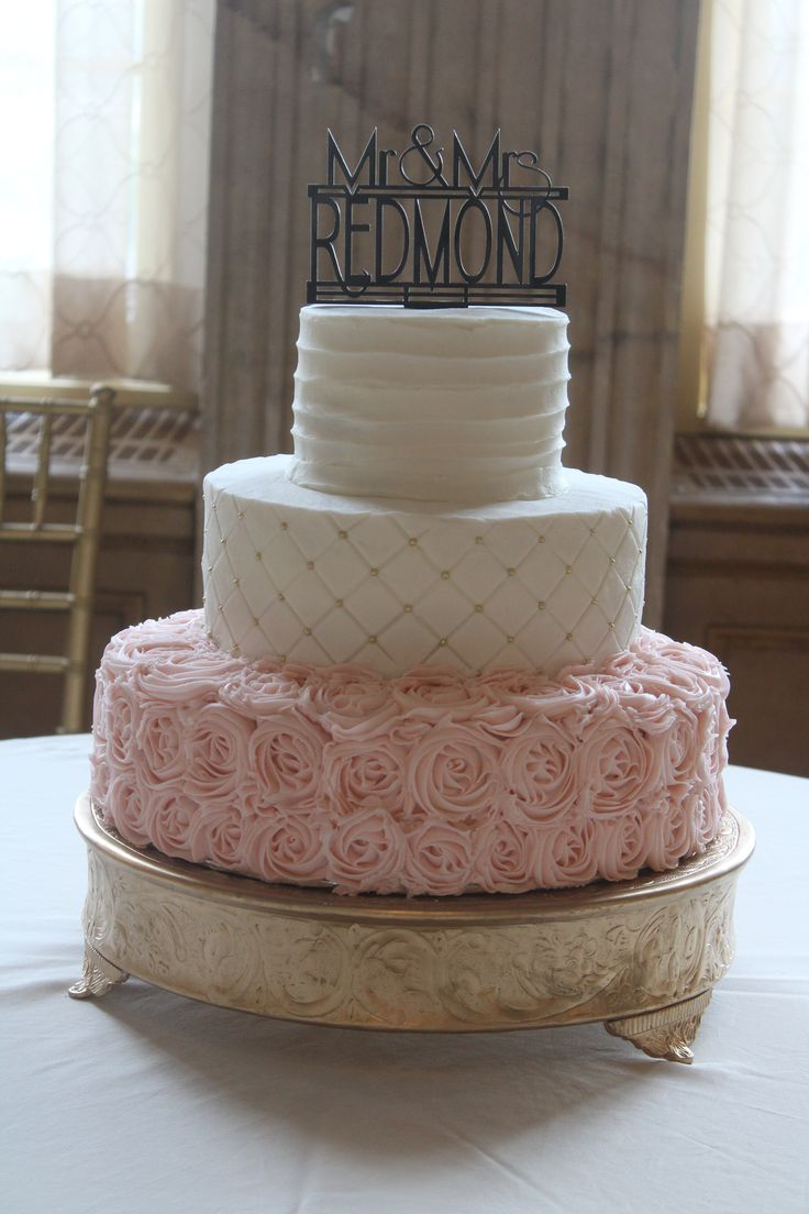 188 best wedding cakes images on pinterest. Black Bedroom Furniture Sets. Home Design Ideas