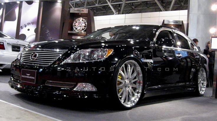 Lexus Ls 460 F Sport Wallpaper | Best Sports Car In The World