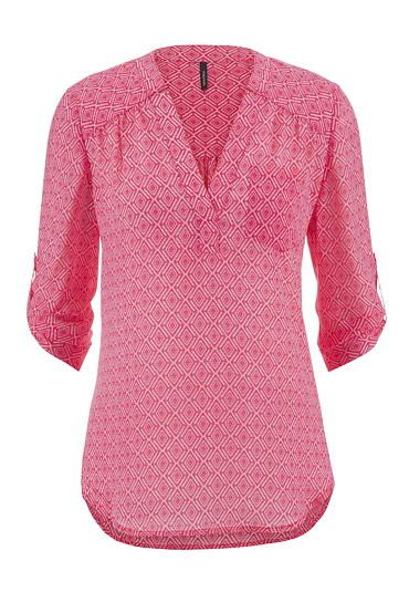 Love the pattern despite the color.  #Maurices
