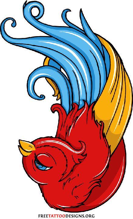 71 best the phoenix images on pinterest birds fantasy for Huma bird tattoo