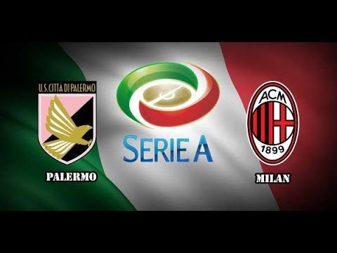 Highlights PALERMO VS MILAN 1 2 ALL GOALS 2016 HD