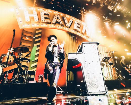 THERE'S NO PLACE IN HEAVEN!!!