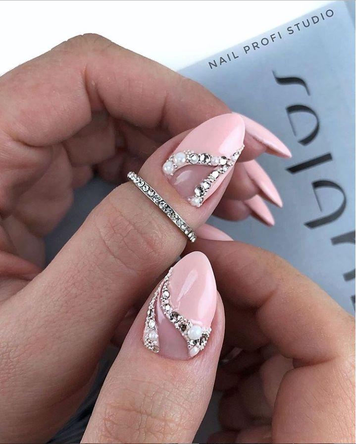 100 + Lovely Early Spring Short Nails Art Design und Farben Ideen – Seite 5 von 109 – nägelmodelle