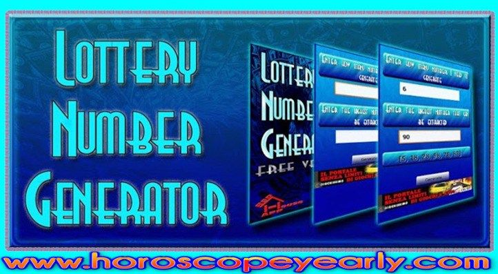 The Lotto Number Generator - How You Can Increase Your Chances Of Hitting The Lotto Jackpot With A Lottery Number Generator  Lotto is a game for amusement as well as a game of chances. It really is important to take into account that there are no guaranteed means of winning the lottery. For individuals who enjoy playing lotto as being a regular activity or as a hobby, consider these tips when picking your lotto digits... Read More: http://www.horoscopeyearly.com/the-lotto-number-generator/