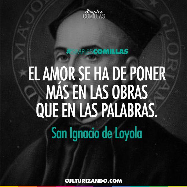 〽️San Ignacio de Loyola
