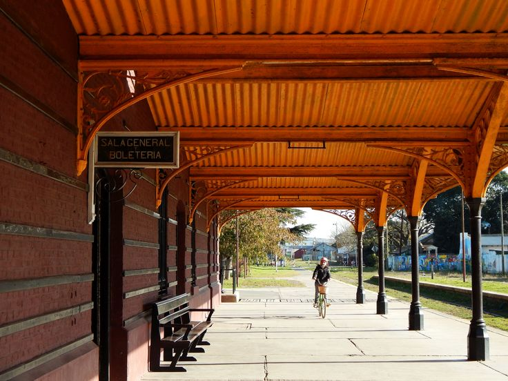 Estación de tren de Tandil