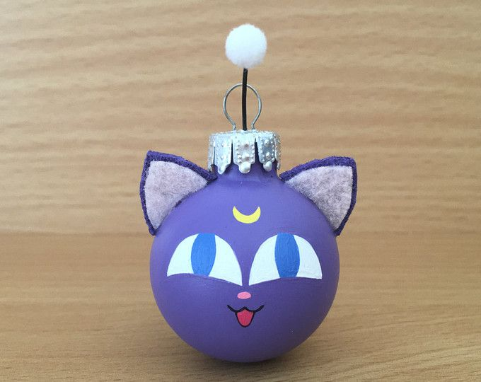 Luna P ornament (Sailor Moon)