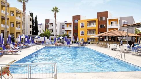 7 Nights 3* All Inclusive in Paphos, Cyprus. Departs 29th Oct 2017 @ Edinburgh. ALL FOR: £437.50pp!