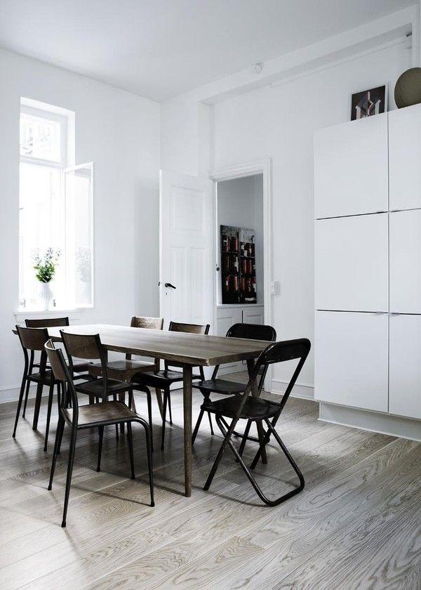 Yvonne Koné lives here! - emmas designblogg: Interior, Dining Room, Idea, Floor, Living Room, Yvonne Koné, Kitchen, Homes, Design