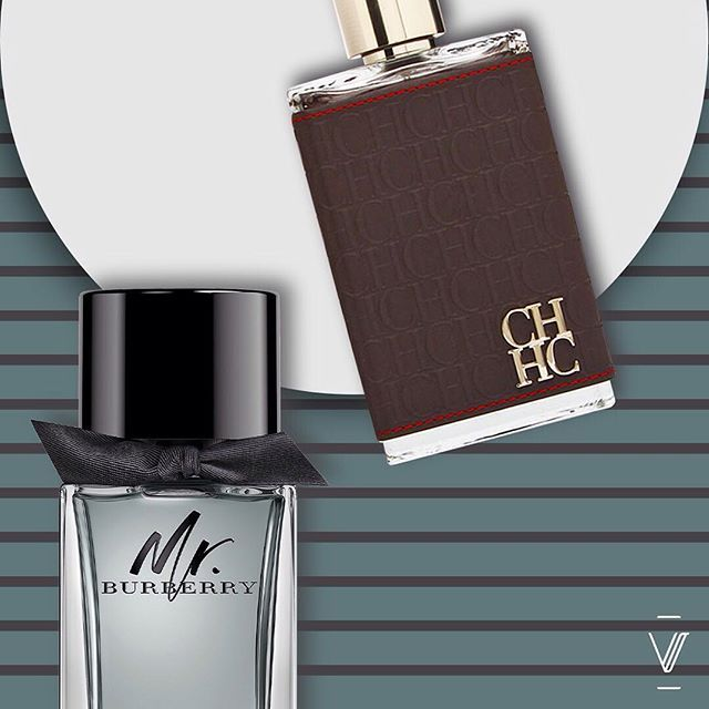 A todos nos encantan los #perfumes #Burberry #Ch #CarolinaHerrera