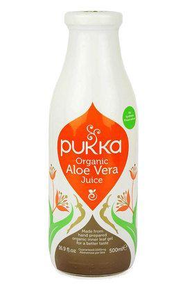 Succo di Aloe Vera Biologico