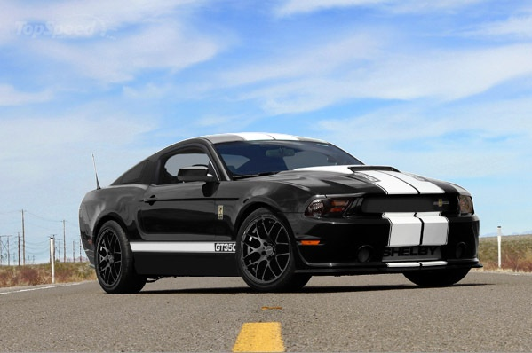 2013 Ford Mustang Shelby GT350