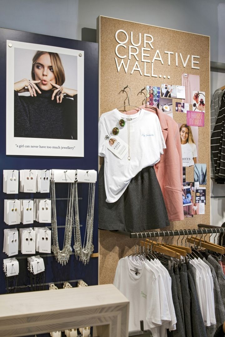 Pieces store by Dalziel & Pow, Den Bosch – Netherlands » Retail Design Blog