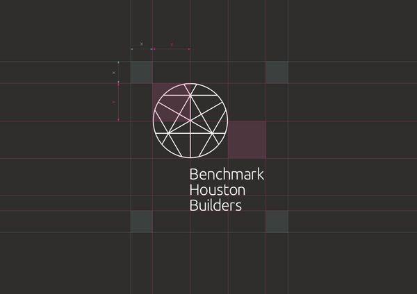 Benchmark Houston Builders by Matt Vergotis, via Behance