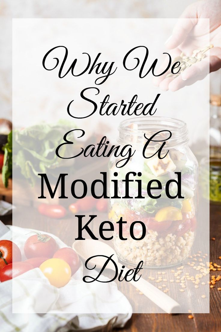Why we decided to make the switch to a modified keto diet, and why you should start to think about what you're putting into your body each day. #keto #ketosis #ketodiet