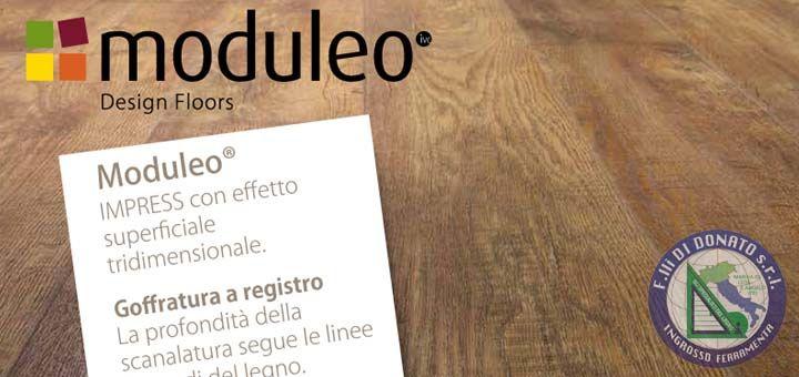Di Donato Ferramenta | MODULEO, PAVIMENTI IN VINILE