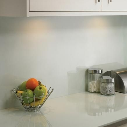 Glass Effect Square Edged Backboard | Kitchen Worktop Backboards | Howdens Joinery