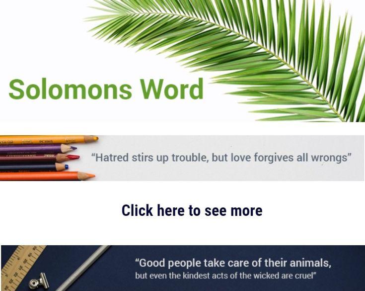 SOLOMONS WORD  #essay #domyessay #study #essayhelp #studyhelp #samples #solomonsword #writinghelp #assignmenthelp