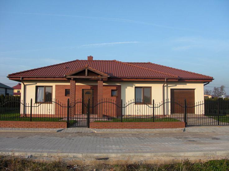 Projekt domu Jak marzenie z garażem