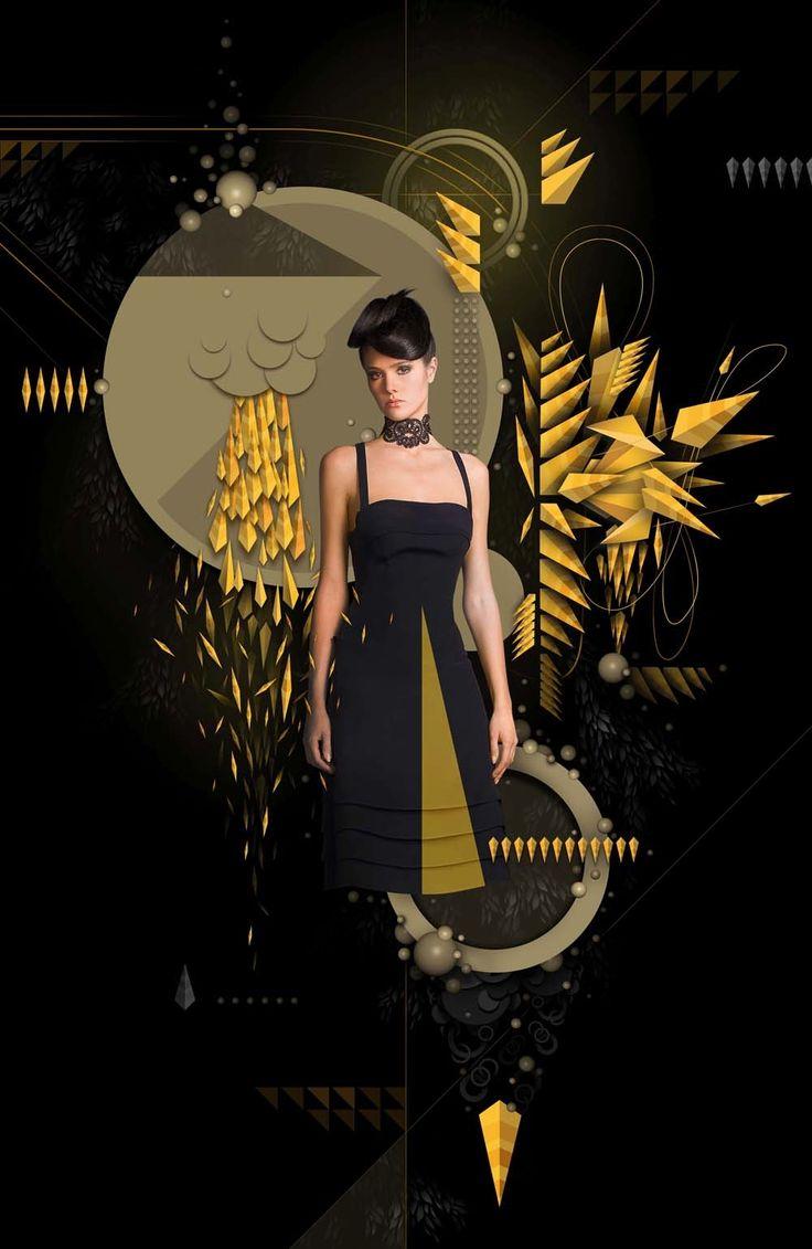 Poster design using illustrator - Adobe Illustrator Photoshop Tutorial Create A Stunning Photo Montage Digital Arts