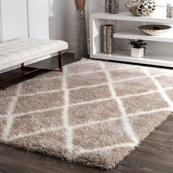 Nuloom Soft And Plush Moroccan Trellis Rug 4