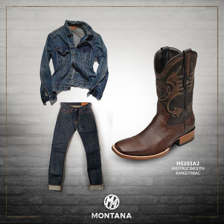 #Outfit #ProRodeo #Montana #Boots #Botas #Western #Rodeo