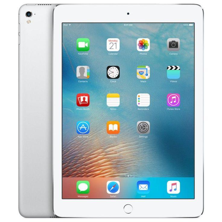 Apple iPad Pro 9.7 inch 256GB Wi-Fi - Silver