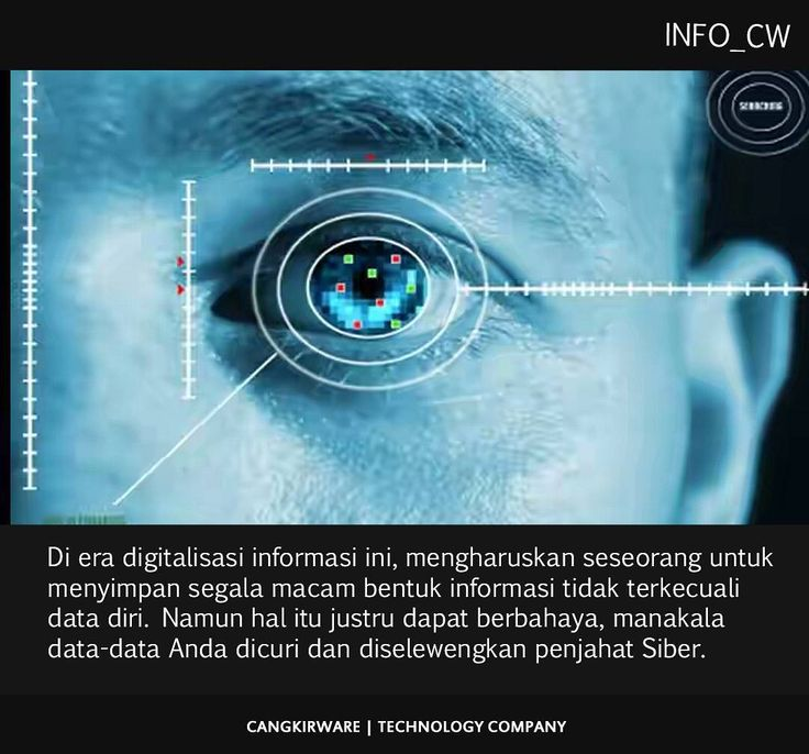 Era digitalisasi informasi yang semakin lazim belakangan ini mengharuskan seseorang untuk menyimpan segala macam bentuk informasi dalam bentuk digital tidak terkecuali data diri. Namun hal itu justru dapat berbahaya manakala data-data Anda dicuri dan diselewengkan penjahat siber yang tidak bertanggungjawab.  Para penjahat siber memburu semua jenis data yakni data pribadi foto video bahkan cara pengguna berinteraksi dengan orang lain. Informasi tersebut biasanya dicuri dari jejaring sosial…