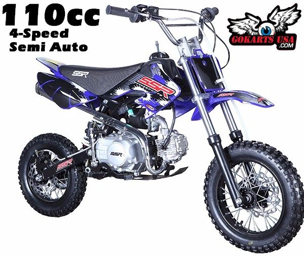 SR110 A1 Mini Dirt Bike 110cc Pit Bike