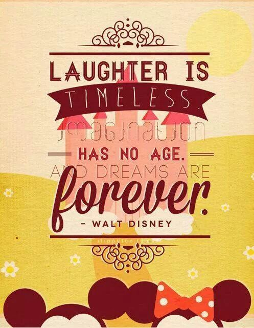 Dreams are forever....We didn't deserve Walt Disney, but I'm grateful to him for my childhood! #cruisequotes