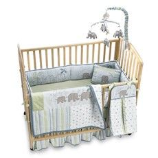 Cocalo Elephant Parade Crib Bedding Unavailable