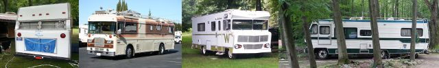 Classic RV Resources - sales brochures and specs for vintage and retro travel trailers and motorhomes