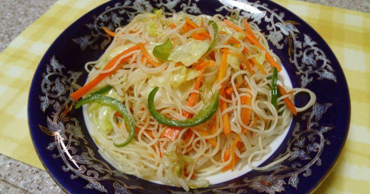 家にある野菜で作れて、とっても簡単!
