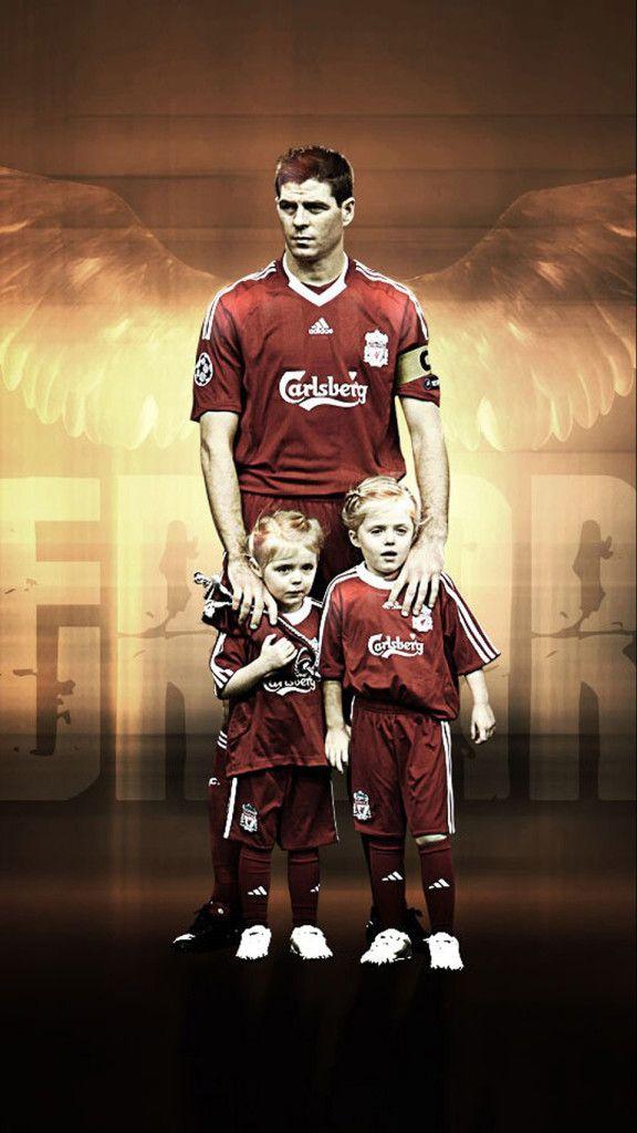Steven Gerrard IPhone 6 Wallpaper