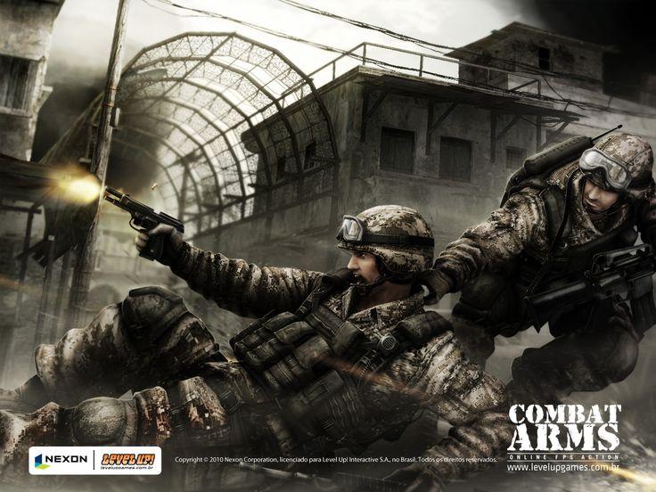 Wallpapers - Combat Arms - FPS Online | Jogos de Tiro Level Up!