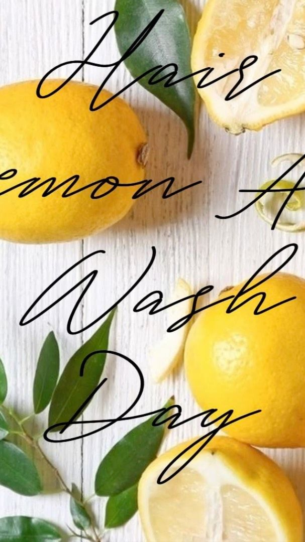 Melina On Instagram Introducing A Hair Lemon Aid Tutorial That Turned Into An Amazing Wash Day Using In 2021 Curly Hair Tips Hair Blog Curly Hair Problems